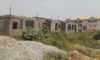 Uncompleted 4 Nos of 2 Bedrooms Flat, Valley Vies Estate, Ebute, Ikorodu, Lagos, Block of Flats for Sale