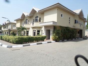 4 Bedroom with Boys Quarter, Utako, Abuja, Semi-detached Duplex for Rent