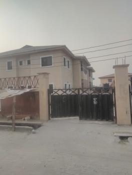 Three Bedroom Flat, 19, Nwosu Chuma Avenue, Off Cooperative Villa Road, Badore, Ajah, Lagos, Flat for Rent