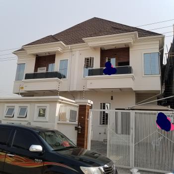 Brand-new Tastefully Built 4 Bedroom Duplex with State of The Art Finishing, Ikota Villa Estate, Lekki, Lagos, Semi-detached Duplex for Sale