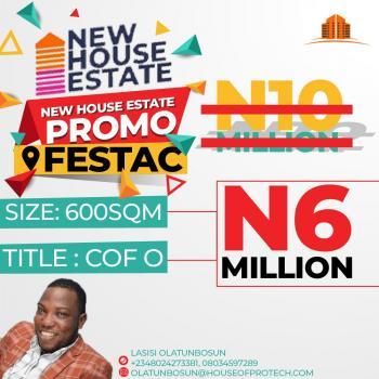 Dry Plots of Land, Festac Ext, Satellite Town, Ojo, Lagos, Residential Land for Sale