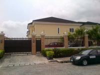 a Lovely 4 Bedroom Terrace House, Banana Island, Ikoyi, Lagos, House for Rent