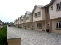 A Newly Built 3 Bedroom Luxury Town Houses + A Bq In An Estate By Femi Okunnu Ph1, Lekki Phase 1, Lekki, Lagos, 3 Bedroom, 4 Toilets, 3 Baths House For Rent