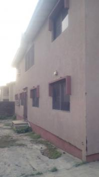 Solid and Modern House of 5 Bedrooms Upstairs and Open Space Downstairs with C of O, State Hospital Road, Off Ring Road, Ibadan, Oyo, Block of Flats for Sale