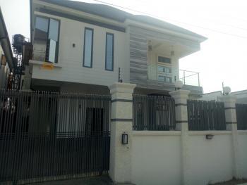 Newly Built 4 Bedroom Semi Detached Duplex with 1bq, Idado, Lekki, Lagos, Semi-detached Duplex for Rent