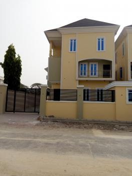Luxury Building 5 Bedroom Duplex, Akinola Cole, Adeniyi Jones, Ikeja, Lagos, Detached Duplex for Sale