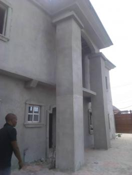 Uncompleted Luxury 5 Bedroom Detached House, Tedi Onila Road, Satellite Town, Ojo, Lagos, Detached Duplex for Sale