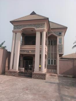 Well Finished 4 Bedroom Detached Duplex, Opposite Asaba Township Stadium, Asaba, Delta, Detached Duplex for Sale