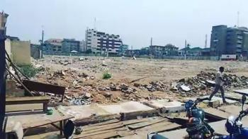 Corner Piece Land, Allen, Ikeja, Lagos, Mixed-use Land for Sale