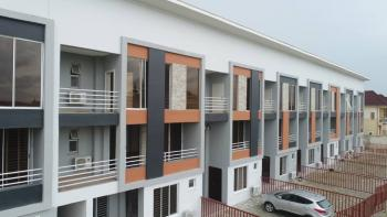 Brand New 4 Bedroom Terrace Duplex House with Mini Self Compound,  Swimming Pool, Gym 24hrs Light, Adedeji Adekola Street, Off Freedom Way, Lekki Phase 1, Lekki, Lagos, Terraced Duplex for Rent
