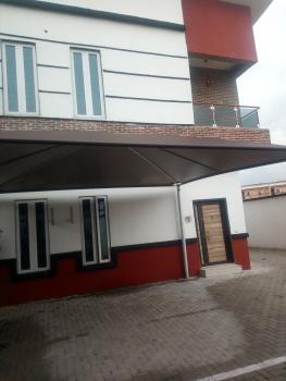 Luxury 4 Bedroom Terrace Duplex with a Bq, 24hrs Electricity Power Supply, Orchid Hotel Road, Beside Vandaniel, Lafiaji, Lekki, Lagos, Terraced Duplex for Rent
