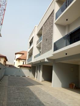 5 Bedroom  Terrace House, Lekki Phase 1, Lekki, Lagos, Terraced Duplex for Sale