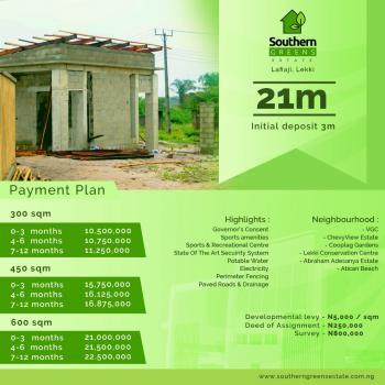 Southern Green Estate Ajah, Lekki Phase 1, Lekki, Lagos, Land for Sale