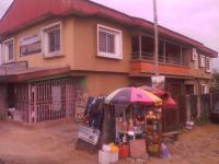 A Story Building With 4 Bedroom Flat Upstairs And 2 Bedroom Flat Downstairs , , Port Harcourt, Rivers, 4 Bedroom, 4 Toilets, 4 Baths House For Sale