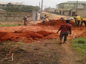 Land, After Opic, Lagos Ibadan Express, Silverton Gardens 1, Berger, Arepo, Ogun, Residential Land for Sale