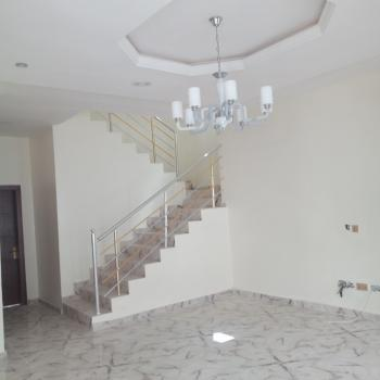 Luxury 4 Bedroom Duplex with Bq, Off Chevron Drive, Lagos Island, Lagos, Semi-detached Duplex for Sale