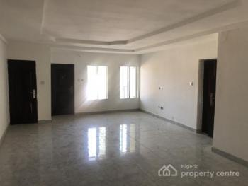 Well Refurbished 3 Bedroom Serviced Flat, En Suite, Pop, Secured Neighborhood, Wuse 2, Abuja, Flat for Rent