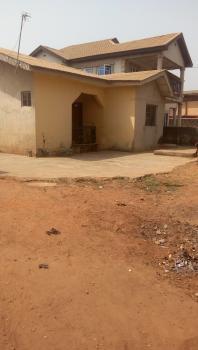 a Plot of Land, Comprises: 2 Nos. 2 Bedroom Flat (3t/2b)each; 2nos. M/flats & 4 Nos.  Shops, Idumogun, Ojigo, Ogun, Block of Flats for Sale