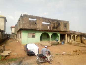 House in a Good Location, Igando, Ikotun, Lagos, Block of Flats for Sale