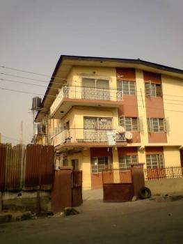 6 Units of Three Bedroom Flats, Osipitan Street, Off Pedro, Bariga, Shomolu, Lagos, Flat for Sale