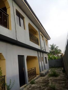 a Solid Lovely Block of 4 Nos of 3 Bedroom with C of O in a Secure Estate, Godswill Estate, Ojodu, Lagos, Block of Flats for Sale
