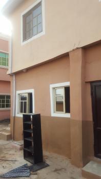 Clean 2 Bedroom Apartment, Peace Estate, Soluyi, Gbagada, Lagos, Flat for Rent