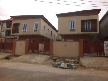 Lovely New 3 Bedroom Detached Duplex + Bq, Off Allen Avenue, Allen, Ikeja, Lagos, Detached Duplex for Sale