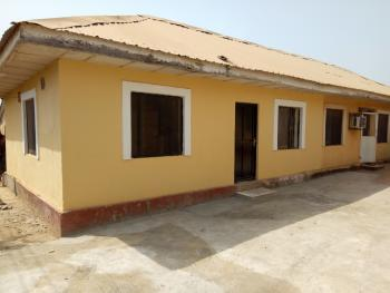 Standard Pop Finished 1 Bedroom Flat, Around Sector F Mosque Fha, Lugbe District, Abuja, Flat for Rent
