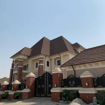 Diplomatic  Finished  9 Bedroom  Mansion with Guest Chalet & Swimming Pool, Asokoro Hills, Asokoro District, Abuja, Detached Duplex for Sale