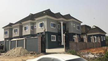 3 Bedroom Newly Built Luxury Flat, Oshota Bus Stop, Along Ijede Road, Ikorodu, Lagos, Flat for Rent