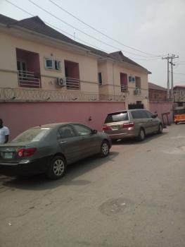 Clean 2 Bedroom Flat, Off Pedro Road, Pedro, Gbagada, Lagos, Flat for Rent