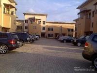 Luxury Executive 3 Bedroom Duplex Apartment, Heliconia Court + Maids Room, Jibowu, Yaba, Lagos, 3 bedroom, 4 toilets, 4 baths Semi-detached Duplex for Rent
