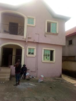 Lovely  2 Bedroom with 2 Toilets in a Secure and Serene Environment, Egunjobi Street, Akesan, Alimosho, Lagos, Flat for Sale