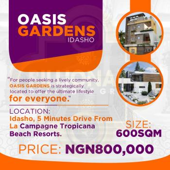 15 Acres of Cheap and Genuine Land, 5 Minutes After Lacampagne Tropicana Beach Resort, Okun Imedu, Ibeju Lekki, Lagos, Mixed-use Land for Sale