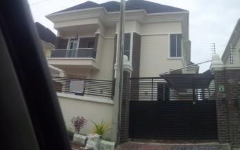 New 5 Bedroom Fully Detached Duplex with Bq, Idado, Lekki, Lagos, Detached Duplex for Sale