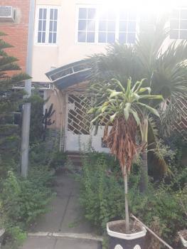 Duplex, Mosque, Area 1, Garki, Abuja, Terraced Duplex for Sale
