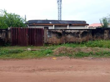 The Premises Consist of 3 Buildings, a 3 Bedroom Flat, 1bedroom Flat and 2 Single Rooms, Hajj Camp, Gwagwalada, Abuja, Detached Bungalow for Sale