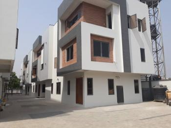 Luxury Five Bedroom Semi Detached House with a Room Bq, Lekki Phase 1, Lekki, Lagos, Terraced Duplex for Sale
