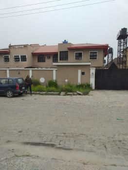 Newly Renovated 4 Bedroom Semi Detached House + 1 Room Self Contained for Commercial Purpose, Lekki Phase 1, Lekki, Lagos, Semi-detached Duplex for Rent