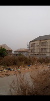 Plot 2900 600sqm 9m R of O Fcda Untarred Road., Fo1 Plot 2900, Kubwa, Abuja, Residential Land for Sale