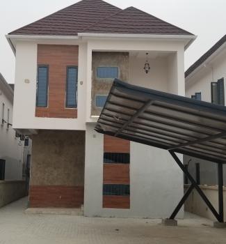 Brand New 5 Bedroom Detached Duplex with Bq, Chevron Toll Gate, Lekki, Lagos, Detached Duplex for Sale