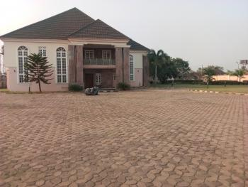 5 Bedroom Luxury Mansion, Off Midwifery Road, Close to New General Hospital, Asaba, Delta, Detached Duplex for Sale