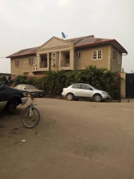 a Modern & Architecturally Designed 5 Bedroom Detached Duplex with 2 Sitting Rooms, with 2 Numbers of 2 Bedroom Flat in a Secured and Good Location, Off Akilo Road, Ogba, Ikeja, Lagos, Detached Duplex for Sale