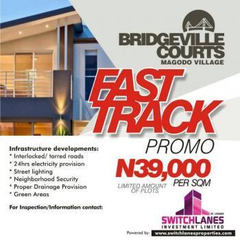 Bridgeville Courts, Phase 2, Gra, Magodo, Lagos, Residential Land for Sale