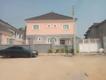 4 Bedroom Duplex with a Room Bq Newly Built, Citec Mbora Extension, Along Airport Road, Mbora, Abuja, Detached Duplex for Sale
