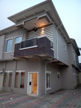 Spacious Brand New  4 Bedroom Duplex  Within an Estate, Before Sangotedo Shoprite, Sangotedo, Ajah, Lagos, Detached Duplex for Sale