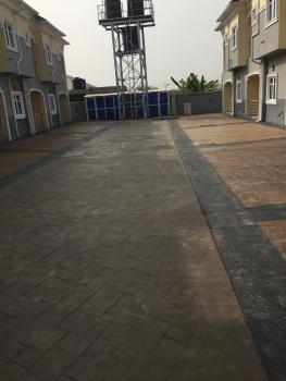 Luxury 3 Bedroom Terraced Duplex, Road 4,lekki Atlantic Garden, General Paint,abraham Adesaya, Abraham Adesanya Estate, Ajah, Lagos, Terraced Duplex for Rent