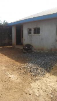 2 Bedroom Bungalow with 3 Shops, Akinbo- Akute, Akute, Ifo, Ogun, Detached Bungalow for Sale