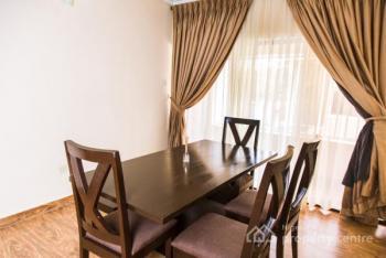Well Furnished 3 Bedroom Apartment, Area 2, Garki, Abuja, Flat Short Let
