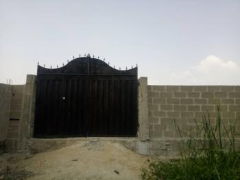 One and Half Plot, Off Badore Road, Beside Greenville Estate, Badore, Ajah, Lagos, Residential Land for Sale